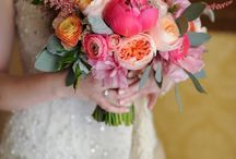 wedding flowers / by Julie Turner
