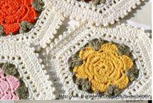 Crafts - Crochet Stitches / Various types of blocks, stitches,  / by Jamie Rhodes