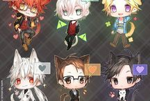 Mystic Messenger MM