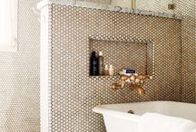 Bathroom inspiration - shower & bathtub