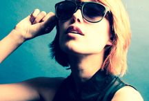 sun glass fashion / Checkout latest trends in wearing sun glasses...