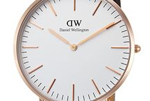 Hello Wellington: Daniel Wellington Watches / Stay on trend this season with these fashionable Daniel Wellington watches.