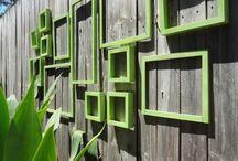 Décor murs extérieurs