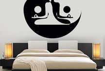 Bedroom budha decor
