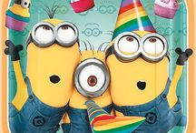 Despicable Me 2 Birthday Party / by Clair Berry