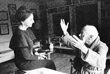 Henry Miller and Anais Nin / by Stella Blue