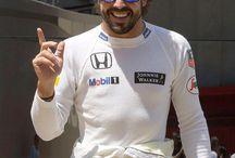 Fernando Alonso / Collecting Fernando Alonso pins. I'm a huge alonsista.