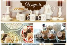 Warm and Fuzzy / Hot Cocoa Stand
