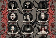 Eerie Artwork / Horror art from around the world
