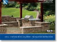 Country Manor Outdoor Living Designs / Add beauty to your outdoor living space with our easy to follow Country Manor Outdoor Living Designs, available for 2, 3 and 5-Piece Country Manor systems  #Keystone #RetainingWalls #DIY #Landscape #RetainingWallSystems #HowTo #patio #outdoorfurniture #homefurnishing #inspiration