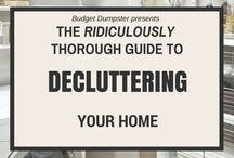 Declutter / Declutter, raivaus, järjestys