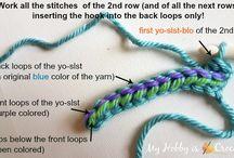 crochet ribbon