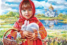 Россия моя любимая