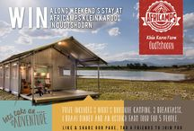 Competitions / Win with AfriCamps.