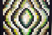 favourite quilts: bargello