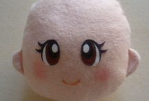 Ami eyes face hair