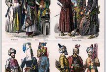 Orient Bildtafeln