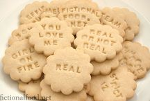 Cookies - recipes - molded and stamped