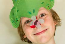 diy kids costumes /maškarní kostýmy
