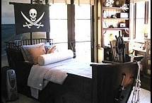 kids room - pirate