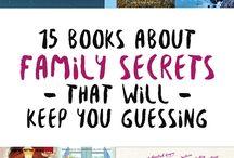 Books / by Brandi Walker