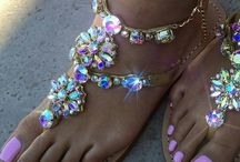 Flip flops or sandals