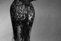 Dresses - Robes soirées