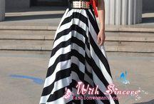 spodnice/ skirts