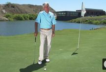 Golf / I love Golf and plan to hit the 2015 Major Tournaments. Come join me. :)