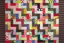 Quilts & Fabric Art / by Sonya Hamilton Designs