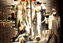 Windows Displays by Guess