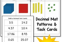 Decimals, percentages & fractions