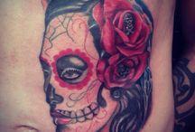 Catrina / Minha Tattoo