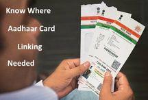 Link Aadhar To Documents