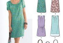 Sewing Patterns / by Lori Dowhaniuk