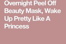 overnight beauty mask