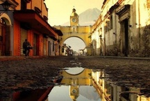 Antigua, Guatemala / Antigua, the capital of the Captaincy-General of Guatemala, was founded in the early 16th century, listed as World Heritage by Unesco, and one of my favorite places to visit.