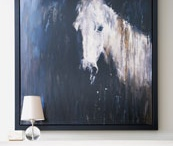 Horses in the Home / Beautiful ways to bring your love of your horse into your home