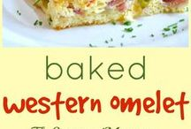 OMELETTES AND FILLINGS
