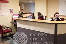 Campus Tour / Get a taste of Cardinal Stritch University's campus, classrooms and environment.