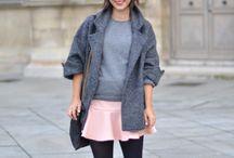 Mini, midi, maxi skirt