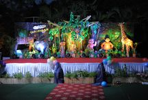 Birthday 3D Themes / Akshara Parties offers 3d Birthday Themes decorations in Hyderabad. We have creative and affordable birthday themes to suits your requirements and budget.