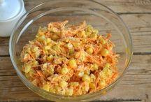 Рецепты - салаты