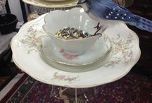 Spring Fever / Collection of antique, vintage, and repurposed items for spring.