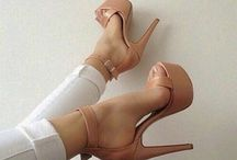 Shoes-high heeled