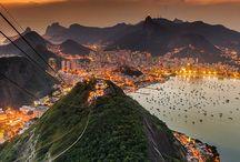 Tourism - Brazil / by Luciana Viter
