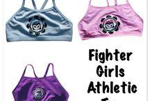 Fighter Girls Sports Tanks & Tops / Shop fightergirls.com. The 1st & original in women's MMA. Best quality & dedicated to the female warrior. Http://www.fightergirls.com/shop.  #fightergirls #wmma #womensmma #fightwear #sportswear #training #crosstrain #BodyCombat #grappling #kickboxing #jiujitsu #gym #circuttraining #boxing #muaythai