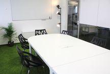 Coworking Spaces / Wir zeigen dir wie erfrischend das Arbeiten in einem Coworking Space ist. Lass dich inspirieren und werde eventuell selbst irgendwann zu einem Coworker.