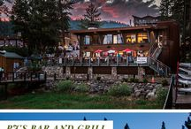 Lake Tahoe Vacation Guide / Discover the best activities, restaurants, and best kept secrets from the locals to make your next Lake Tahoe vacation a dream come true!
