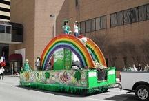 St Patrick's Day Parades around the World!
